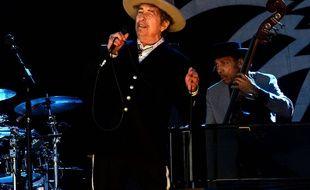 Bob Dylan sur scène