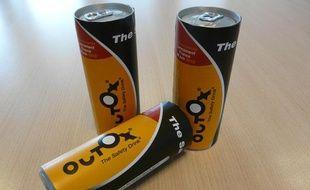 Outox, la boisson censée faire baisser l'alcoolémie, a été lancée le 18 juin 2010.