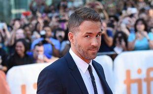 Ryan Reynolds au festival du film de Toronto en septembre 2015