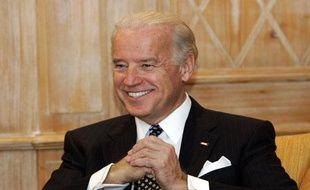 Le vice-Président des Etats-Unis, Joe Biden, à Munich le 7 février 2009.