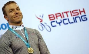Le pistard britannique Chris Hoy a été choisi comme porte-drapeau de la délégation de la Grande-Bretagne pour la cérémonie d'ouverture des jeux Olympiques de Londres vendredi, a-t-on appris lundi.