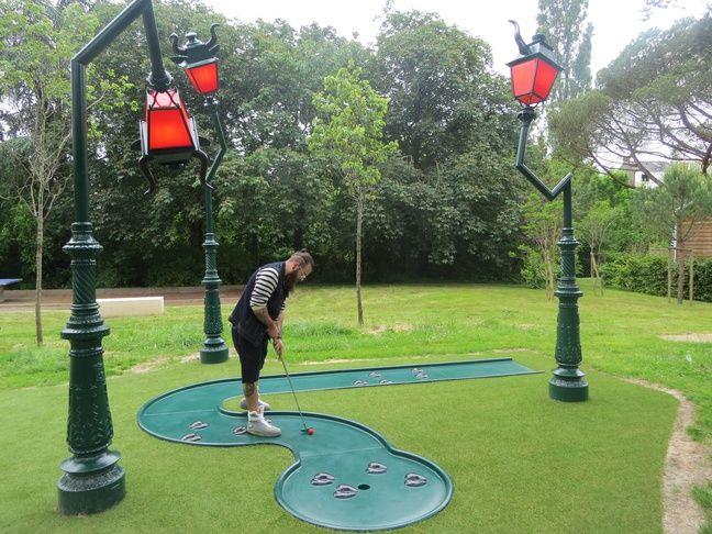 On a test le nouveau mini golf en mode voyage nantes au - Restaurant les terrasses du petit port nantes ...