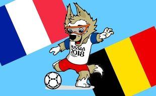 Zabivaka, la mascotte officielle de la Coupe du Monde 2018