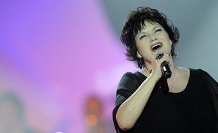 Maurane aux Victoires de la musique, en mars 2010.