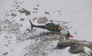 Les sauveteurs polonais ont secouru la Français Elisabeth Revol dans le Nanga Parbat le 28 janvier 2018, lors d'un sauvetage épique.