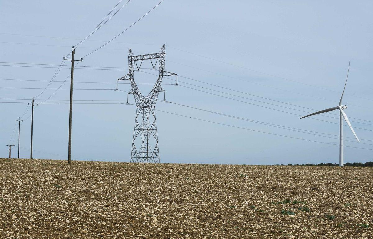 Illustration de source d'énergie électrique. –  JMQuinet / SIPA