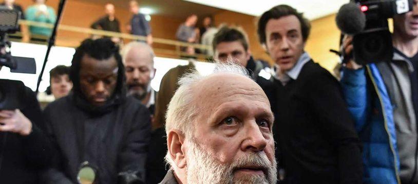 L'ancien prêtre Bernard Preynat est jugé devant le tribunal correctionnel de Lyon pour agressions sexuelles sur mineurs.