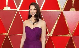 L'actrice Ashley Judd