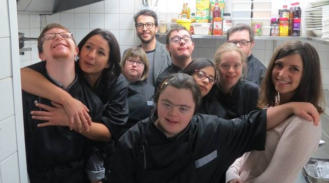 Nantes dans ce nouveau resto serveurs et cuisiniers sont for Cuisinier toulouse