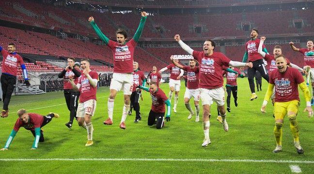 La Hongrie se qualifie et rejoint l'équipe de France, l'Allemagne et le Portugal dans le groupe de la mort - Championnat d'Europe de Football 2020