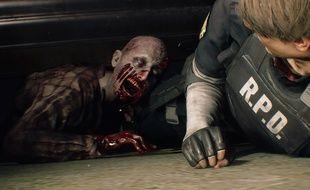 Les zombies sont coriaces et font clairement bien flipper. Tirer dans les genoux peut-être une bonne technique pour s'en défaire.