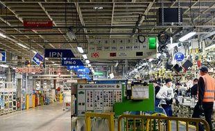 Les usines automobiles tournent au ralenti depuis la crise du coronavirus.