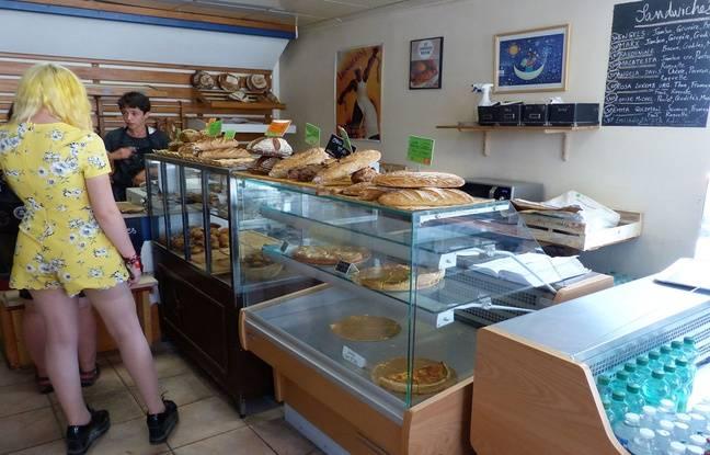 La boulangerie autogérée et anarchiste La conquête du pain. Le 19 juillet 2018.