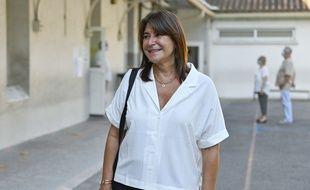 L'ancienne écologiste Michèle Rubirola conduisait la liste d'union de la gauche à Marseille.