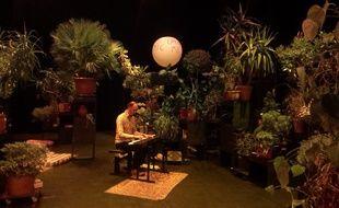 Près de 400 plantes, prêtées par les habitants, seront installées au théâtre de Cergy.