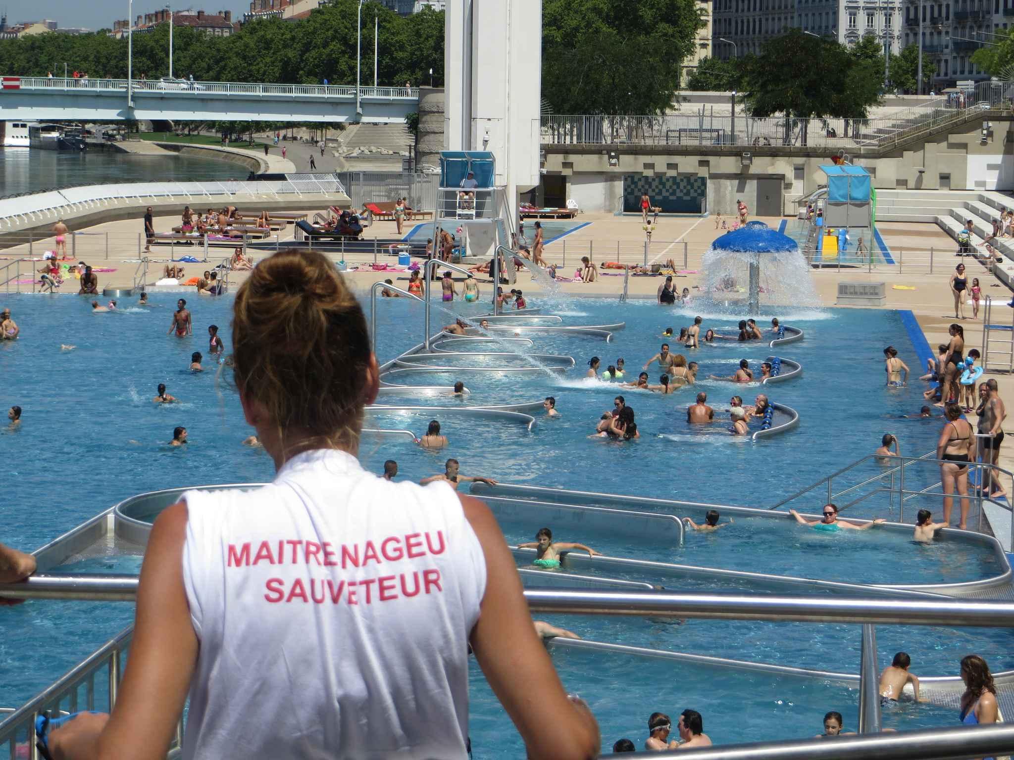 On a test pour vous la piscine du rh ne for Tarif piscine du rhone