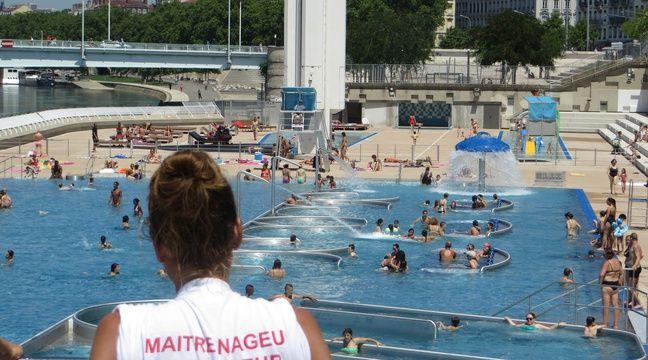 On a test pour vous la piscine du rh ne for Piscine 5 juillet bab ezzouar