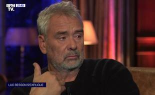 «Je n'ai jamais violé une femme de ma vie», a assuré Luc Besson dans un entretien à BFMTV diffusé le 8 octobre 2019.