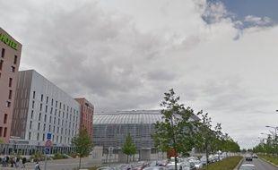 Hôtel à côté du stade Pierre-Mauroy