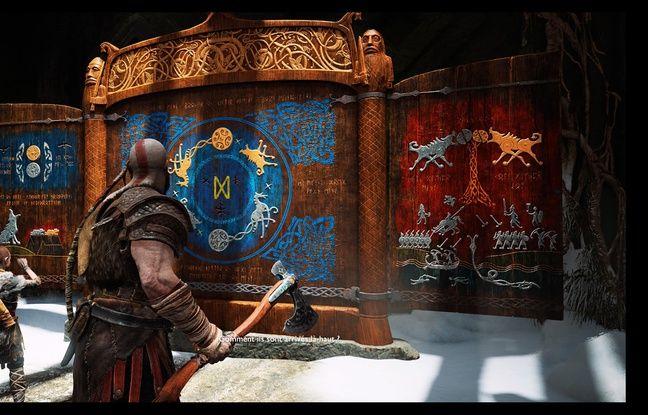 God of War change de décor. Kratos et le joueur découvrent la mythologie nordique.