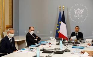 Emmanuel Macron a donné des gages au monde sportif depuis l'Elysée.