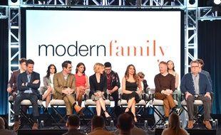 Le casting de la série « Modern Family ».