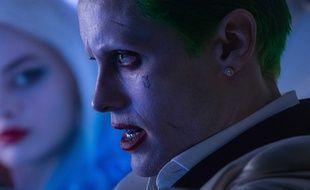 Jared Leto dans le rôle du Joker, dans «Suicide Squad»