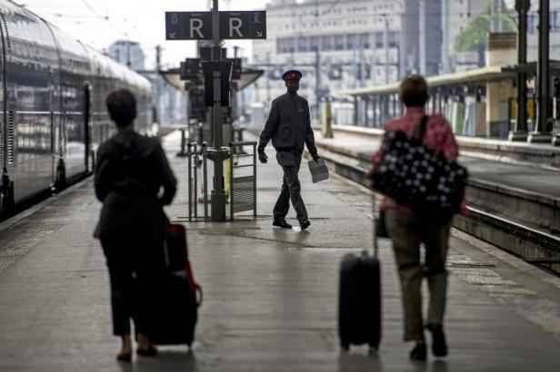 La gare de Lyon va être fermée pendant deux jours !