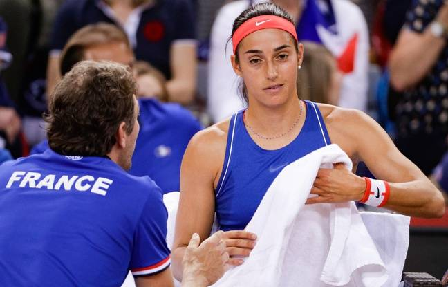 Fed Cup: Merci Caro! Garcia permet à la France de recoller à 1-1 face à la Roumanie en demi-finale