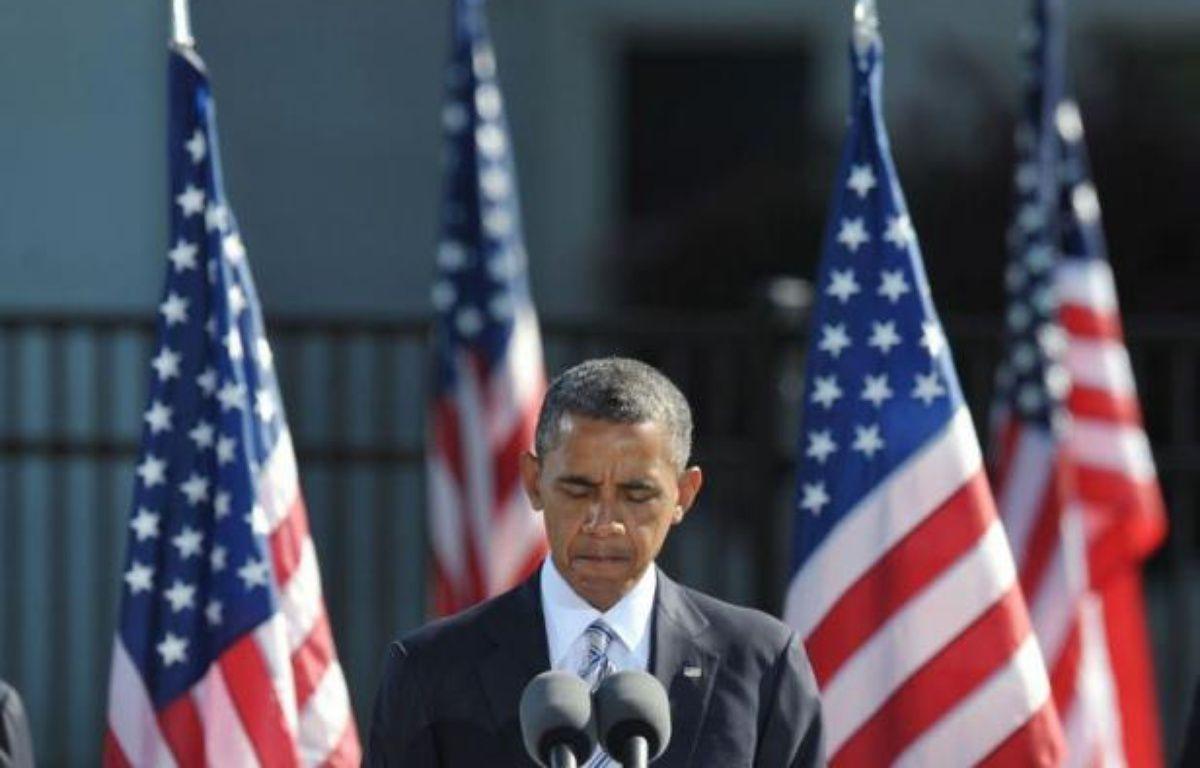 Le président Barack Obama et le Premier ministre Benjamin Netanyahu ne se rencontreront pas ce mois-ci malgré le souhait des Israéliens, la Maison Blanche invoquant mardi l'incompatibilité des programmes de responsables dont les relations sont notoirement tendues. – Mandel Ngan afp.com