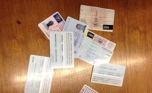 Marseille : saisie de faux papiers d'identité