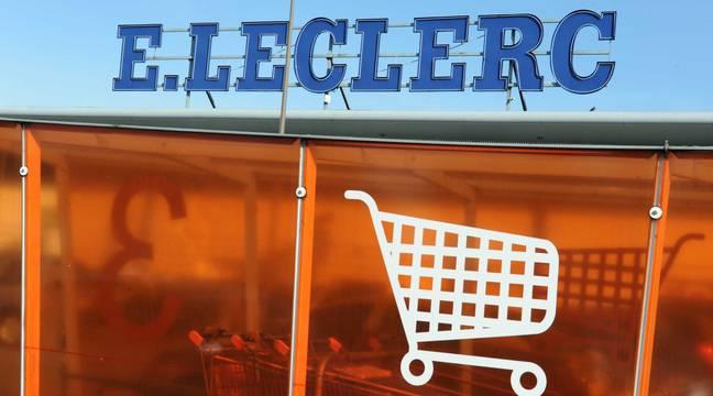 Auxerre : Le patron de Leclerc ferme ses magasins et fait une surprise à ses employés