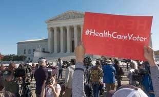 La Cour supreme américaine à voté contre l'invalidation de la loi sur l'assurance santé mise en place sous Barack Obama.