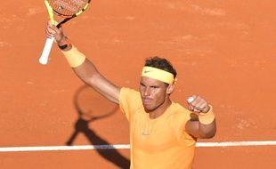 Nadal a battu un Djoko retrouvé en demi-finale du Masters 1000 de Rome.