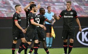 Le Bayer Leverkusen a rejoint les quarts de finale de la Ligue Europa