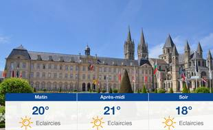 Météo Caen: Prévisions du mercredi 16 septembre 2020