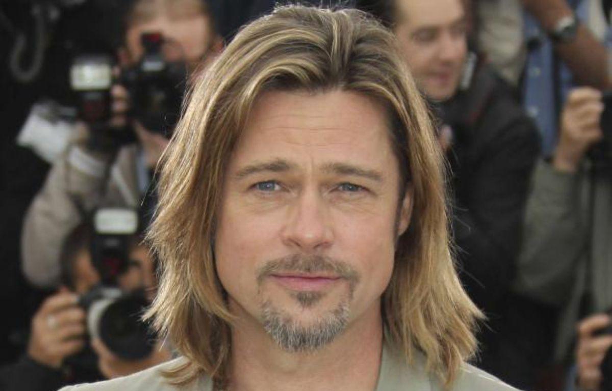 Brad Pitt le 22mai 2012àCannes. – Joel Ryan/AP/SIPA