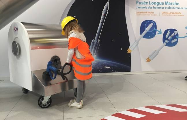 Toulouse: On a testé la Cité des enfants, qui met l'immensité de l'Espace à la portée des tout-petits