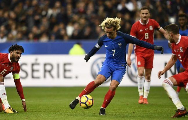 Coupe du monde 2018 de football sur - 1er coupe du monde de football ...