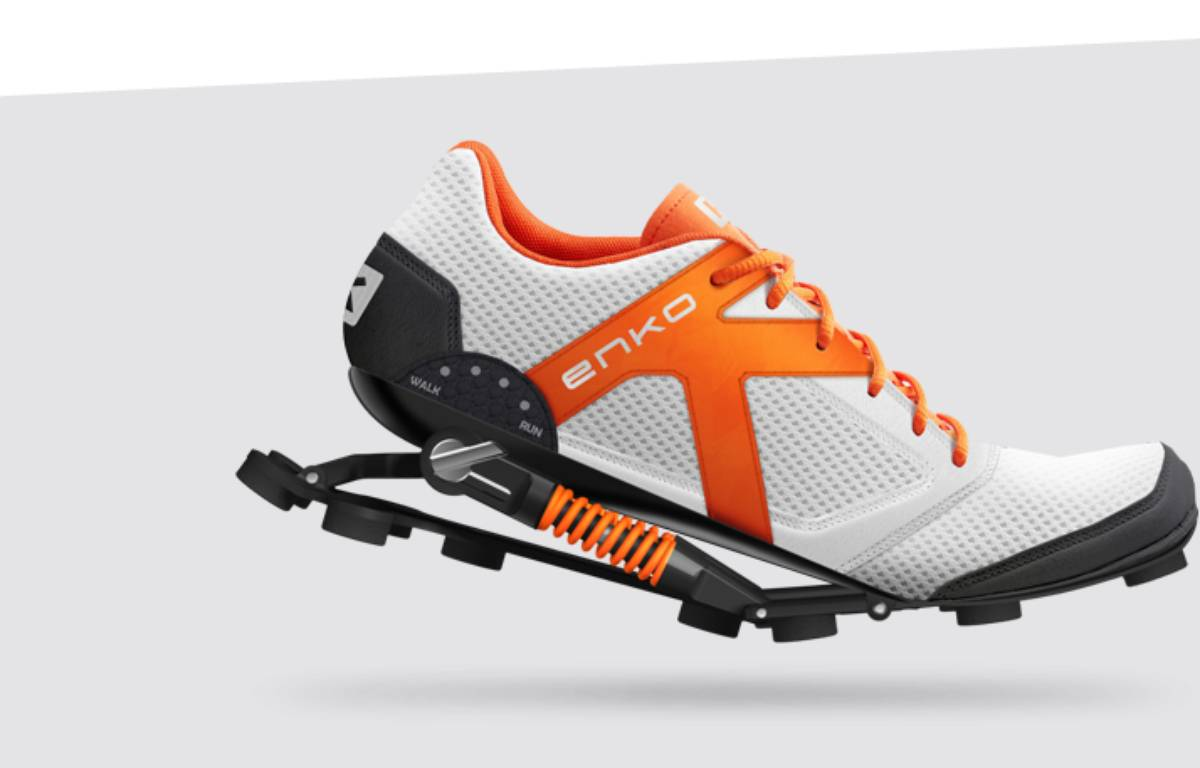 running: découvrez la chaussure qui optimise votre foulée