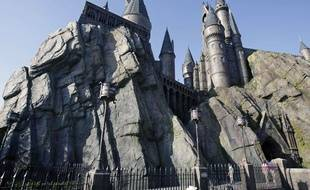 Un parc d'attractions consacré à Harry Potter a ouvert ses portes à Orlando, en Floride, vendredi 18 juin 2010.