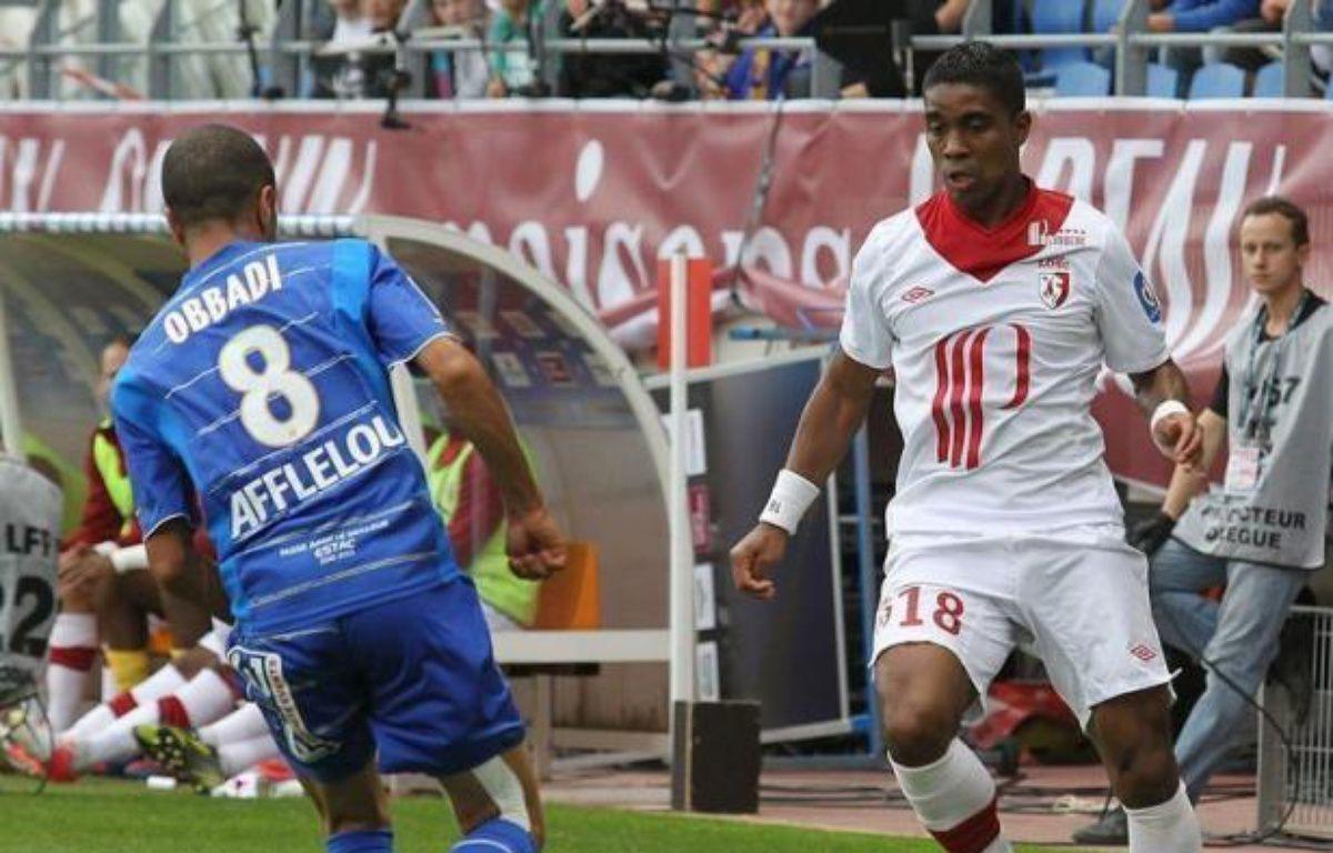 Lille et Bordeaux, la tête vraisemblablement déjà tournée vers la coupe d'Europe, ont été tenus en échec à Troyes (1-1) et Valenciennes (0-0) samedi lors de la 5e journée de L1, qui a vu le Paris SG battre vendredi Toulouse (2-0). – Francois Nascimbeni afp.com
