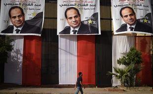 La grâce a été demandée au président égyptien Abdel Fattah al-Sissi (illustration).