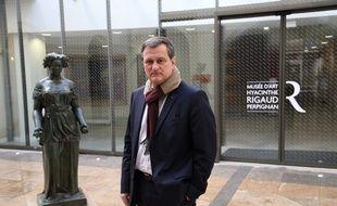 Louis Aliot avait ouvert quatre musées en février