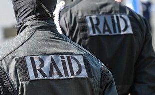 Des policiers du Raid. (illustration)