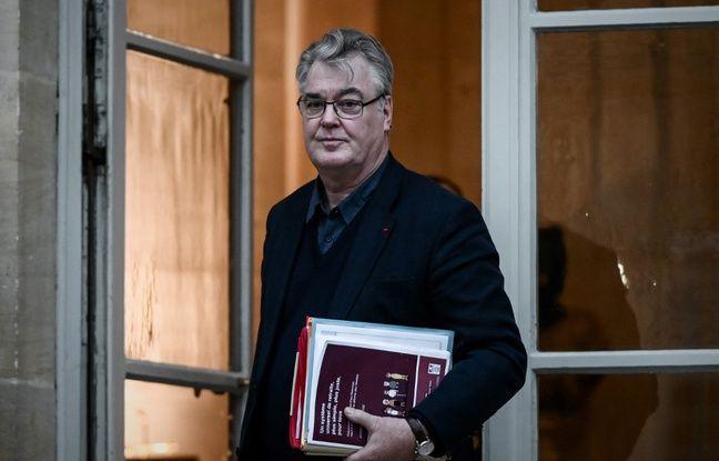 Jean-Paul Delevoye, haut-commissaire aux retraites.