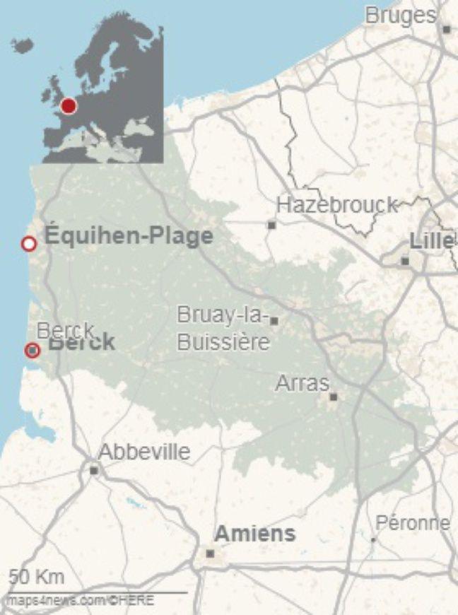 Une pollution aux boulettes de parafine a touché le littoral de la Côte d'Opale entre Berck et Equihen.