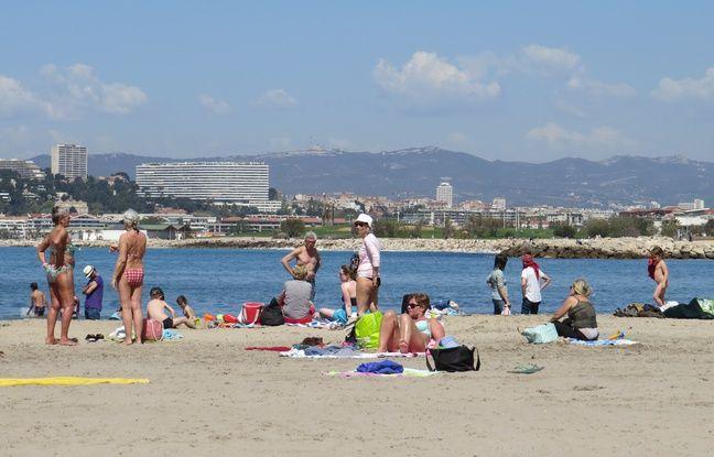 VIDEO. «On sort de notre bocal», «on rentabilise au maximum»... A Marseille, touristes, locaux et commerçants profitent des premiers vrais rayons de soleil