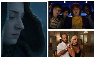 «Game of Thrones», «Strangers Things» et «American Crime Story-The Assassination of Gianni Versace».