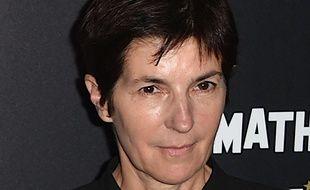 Christine Angot à la Cinémathèque en septembre 2017.